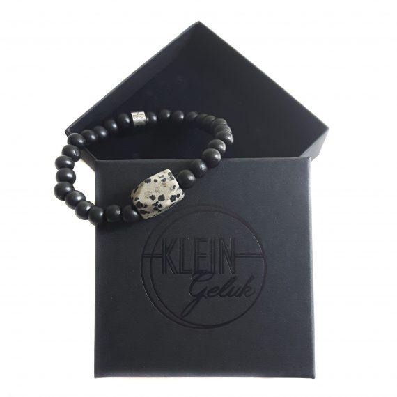 Armband Rock Jaspis Cadeau