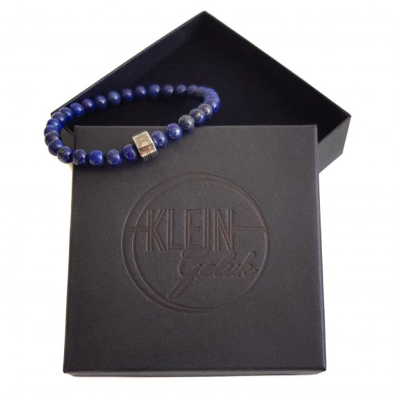 Dames Armband Lapis Lazuli 6mm Cadeau
