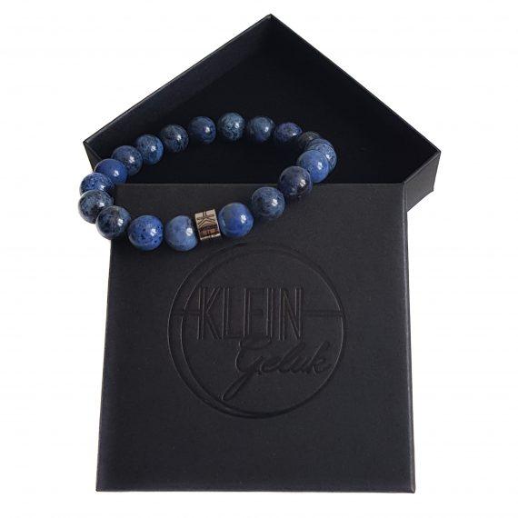 Heren Armband Dumortieriet Cadeau